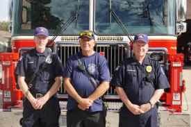 Station 11 Fire Police