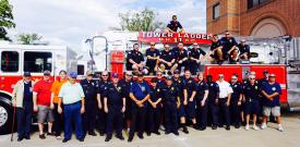 Station 11 Officers & Members