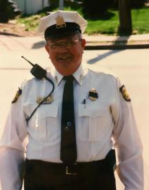 President & Fire Police Emeritus Charles W. Frampton, Jr.