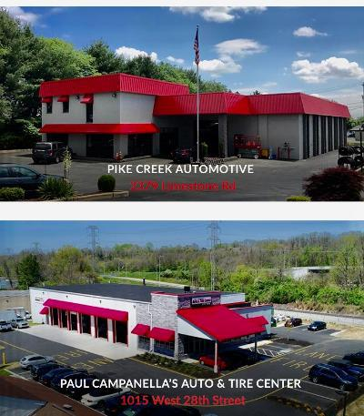 Paul Campanella's Auto Locations in Wilmington / Pike Creek